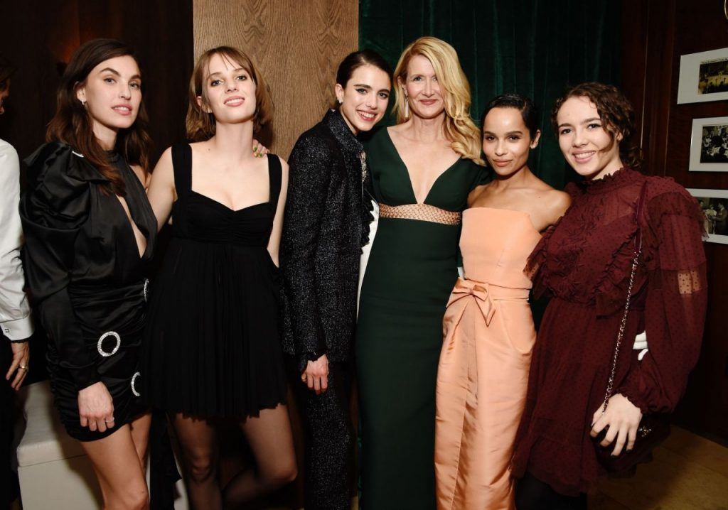 Maya Hawke – Netflix SAG 2020 After Party in LA (4 Photos)