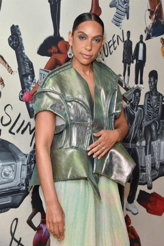 Melina Matsoukas – Queen and Slim Premiere in London (7 Photos)