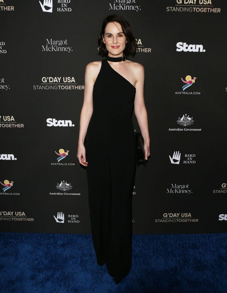G'Day USA 2020: Michelle Dockery (9 Photos)