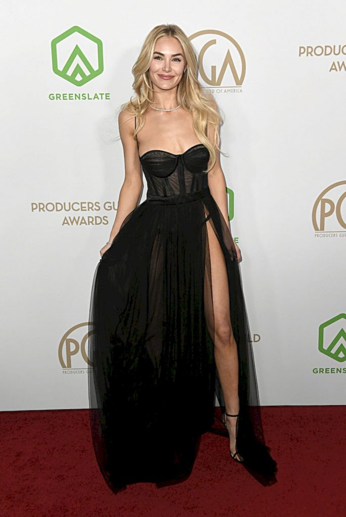 Producers Guild Awards 2020: Michelle Randolph (13 Photos)