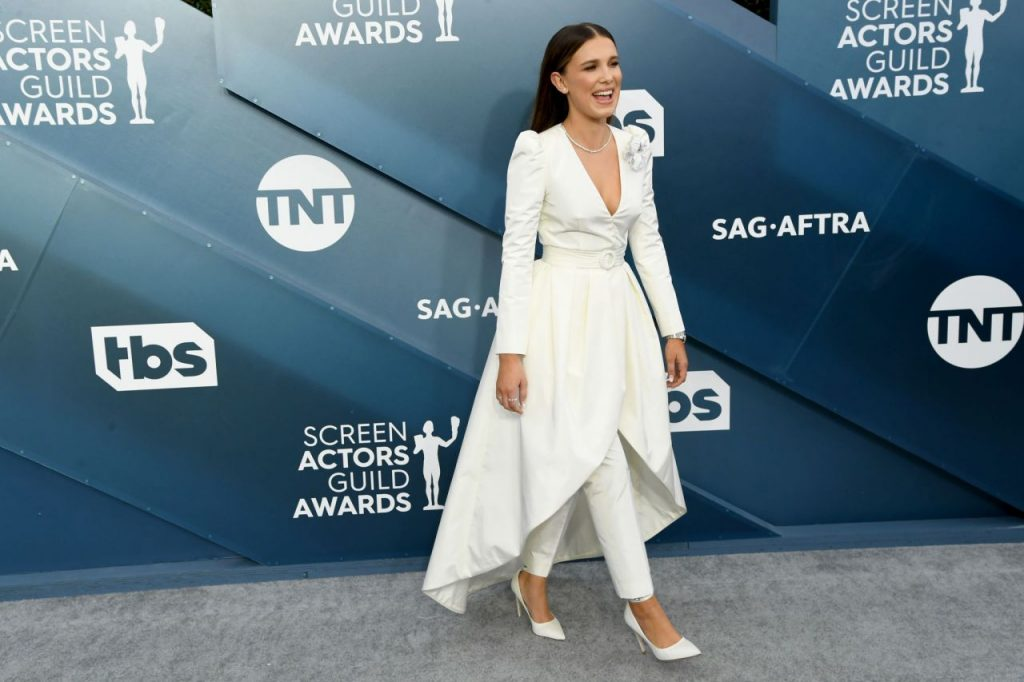 Screen Actors Guild Awards 2020: Millie Bobby Brown (13 Photos)