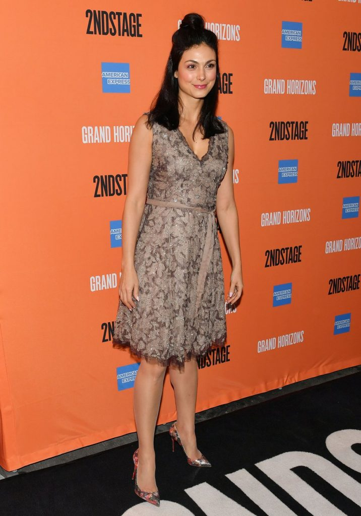 Morena Baccarin – Grand Horizons Opening Night in NYC