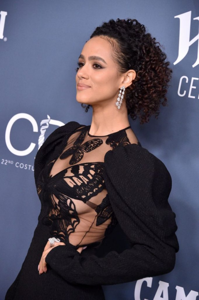 Costumes Designers Guild Awards 2020: Nathalie Emmanuel (20 Photos)