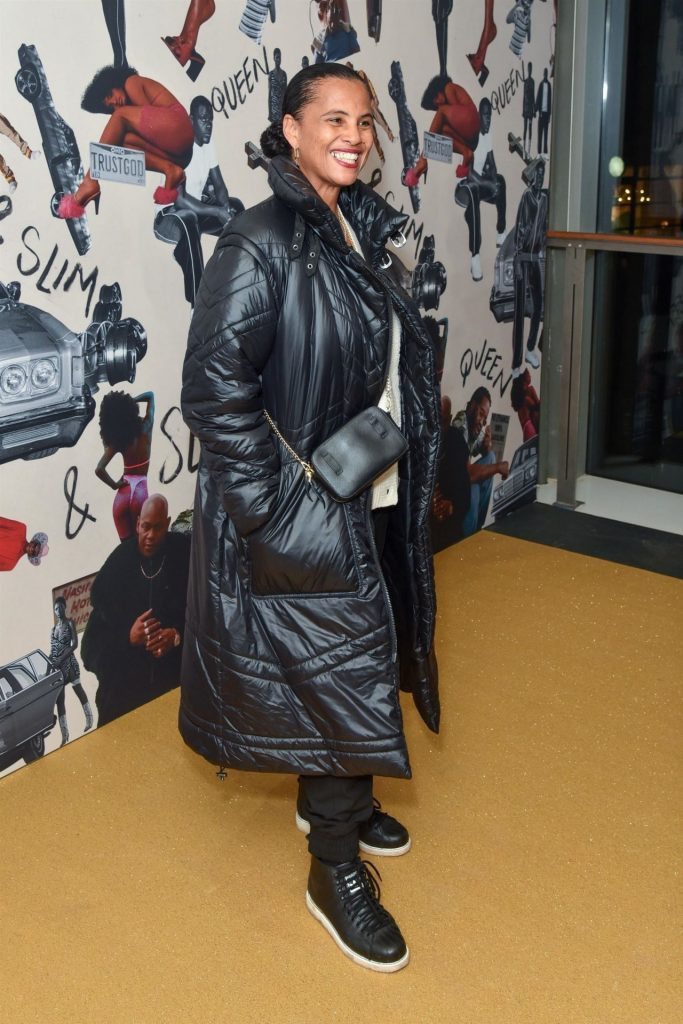 Neneh Cherry – Queen and Slim Premiere in London (7 Photos)