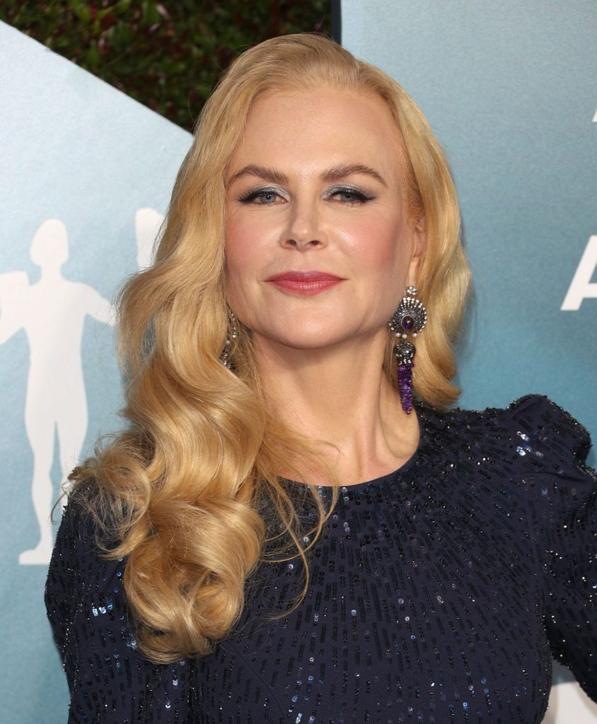 Screen Actors Guild Awards 2020: Nicole Kidman (10+ Photos)