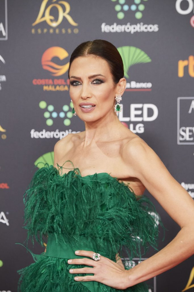 Goya Cinema Awards 2020 in Madrid: Nieves Alvarez (10 Photos)