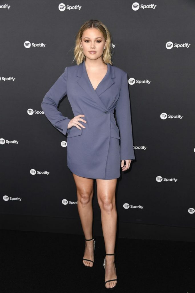 Olivia Holt – Best New Artist Party in Los Angeles 2020