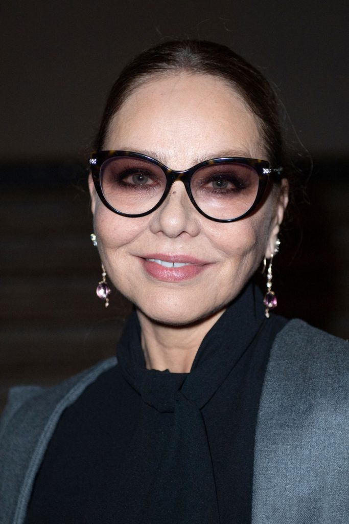 Ornella Muti – Antonio Grimaldi Show at Paris Fashion Week 2020