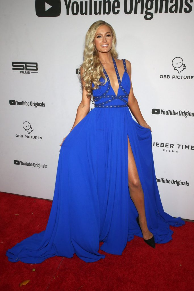 Paris Hilton – Justin Bieber- Seasons Official Premiere in LA (10 Photos)