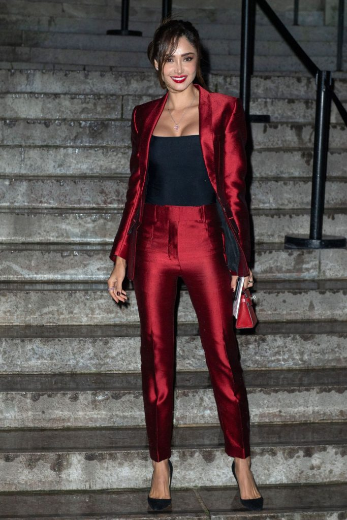 Patricia Contreras – Valentino Show at Paris January 2020