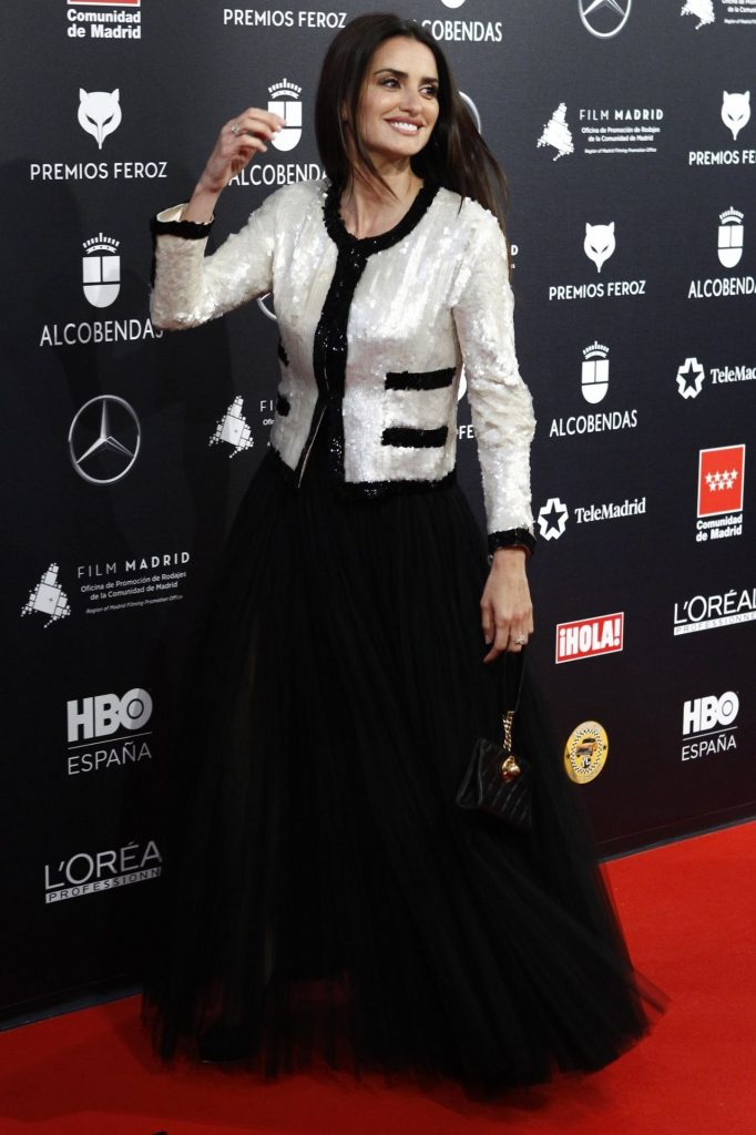 Feroz Awards 2020 in Alcobendas: Penelope Cruz