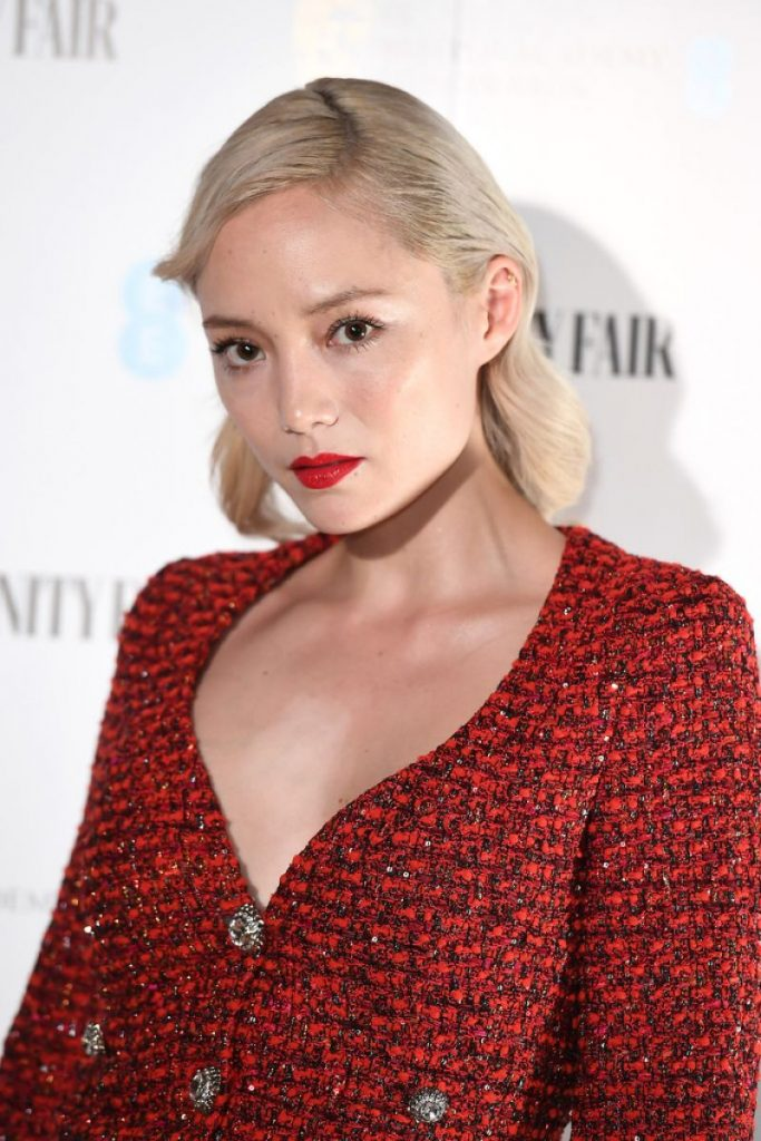 Pom Klementieff – Vanity Fair EE Rising Star BAFTAs Pre Party in London 2020 (3 Photos)