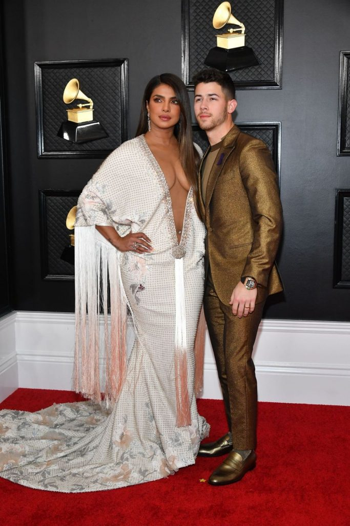 GRAMMY Awards 2020: Priyanka Chopra (5 Photos)