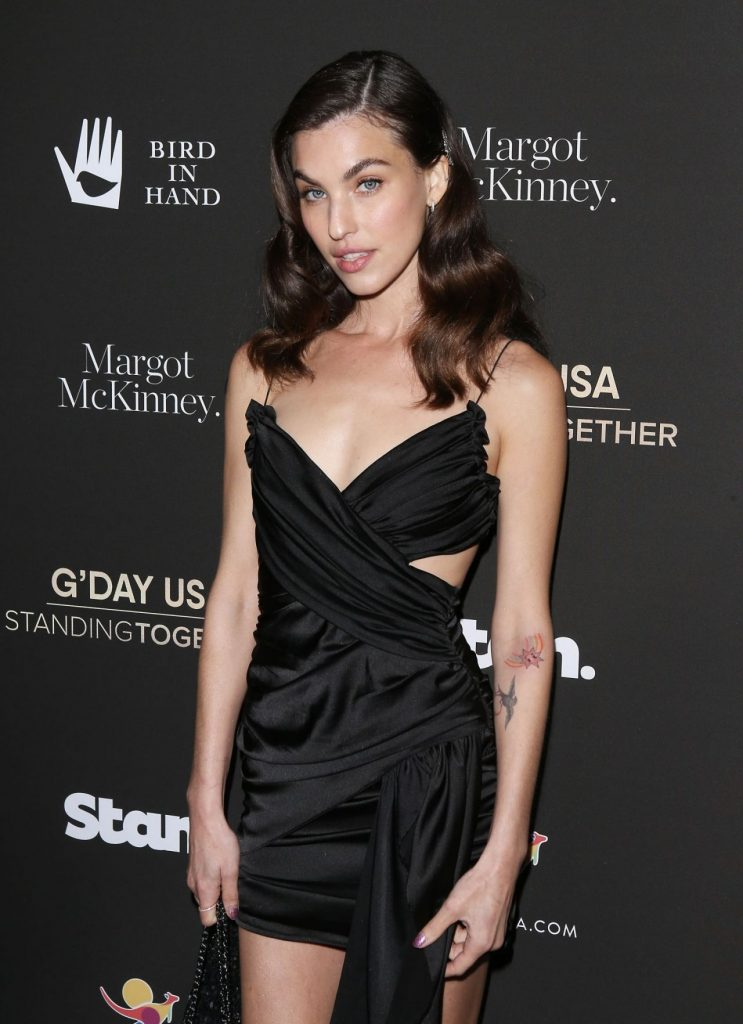 G'Day USA 2020: Rainey Qualley (7 Photos)