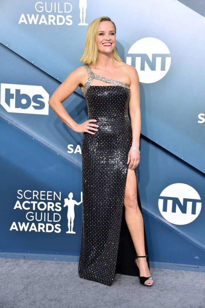 Screen Actors Guild Awards 2020: Reese Witherspoon (10 Photos)