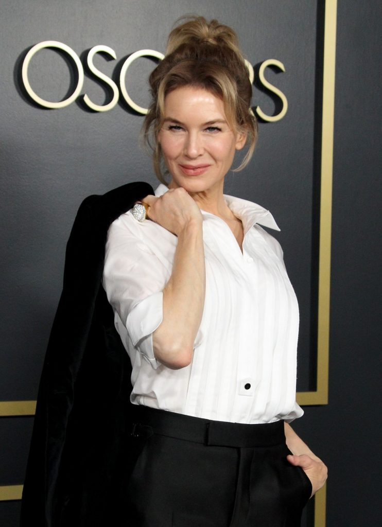 2020 Oscars Nominees Luncheon: Renee Zellweger (15 Photos)