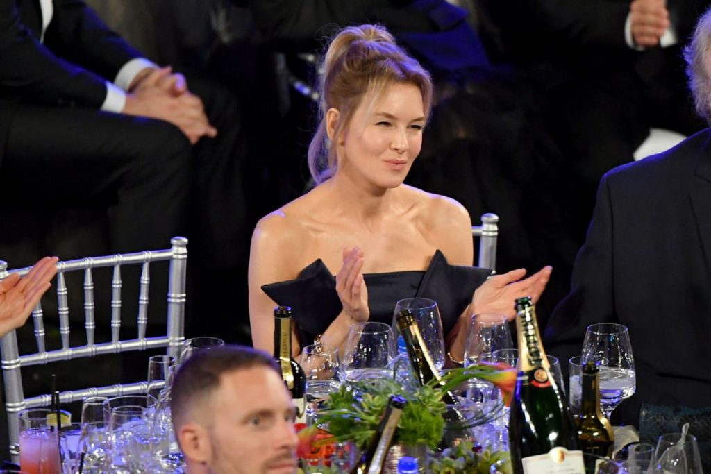 Screen Actors Guild Awards 2020: Renee Zellweger (6 Photos)