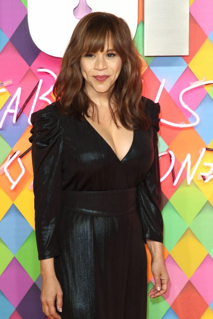 Rosie Perez – Birds of Prey Premiere in London (3 Photos)