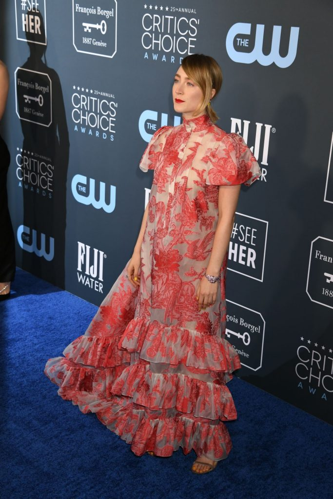 Critics' Choice Awards 2020: Saoirse Ronan (10 Photos)