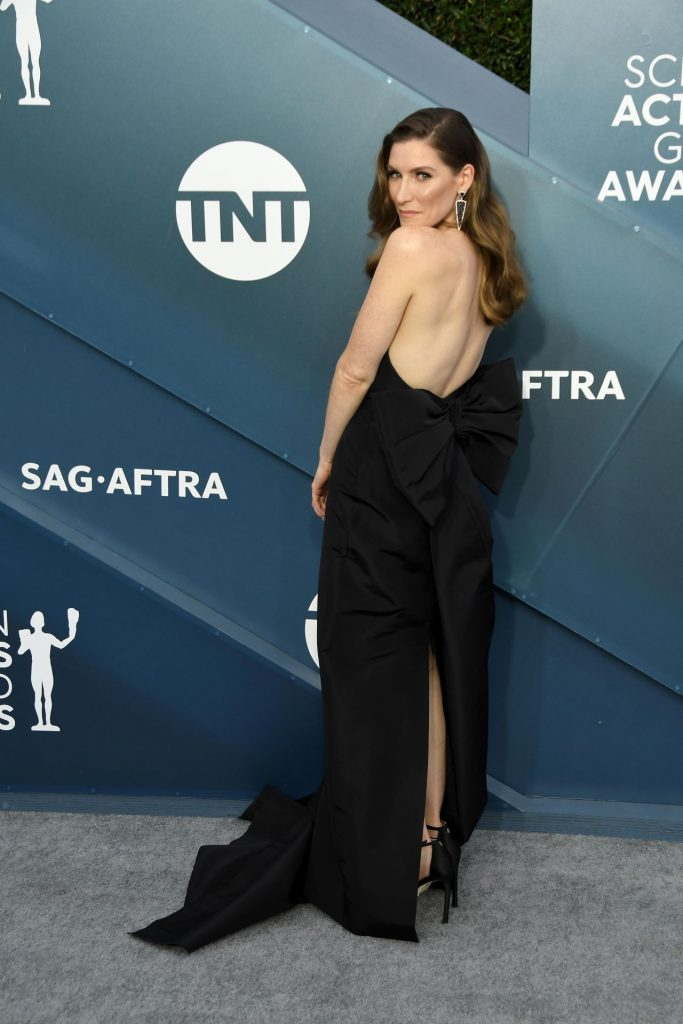 Screen Actors Guild Awards 2020: Sarah Levy (5 Photos)