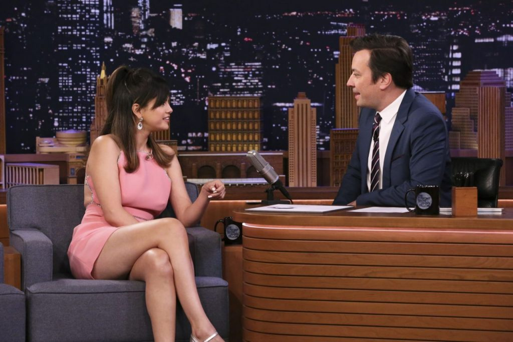 Selena Gomez – The Tonight Show with Jimmy Fallon January 2020