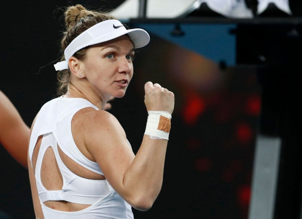 Simona Halep – 2020 Australian Open January (18 Photos)