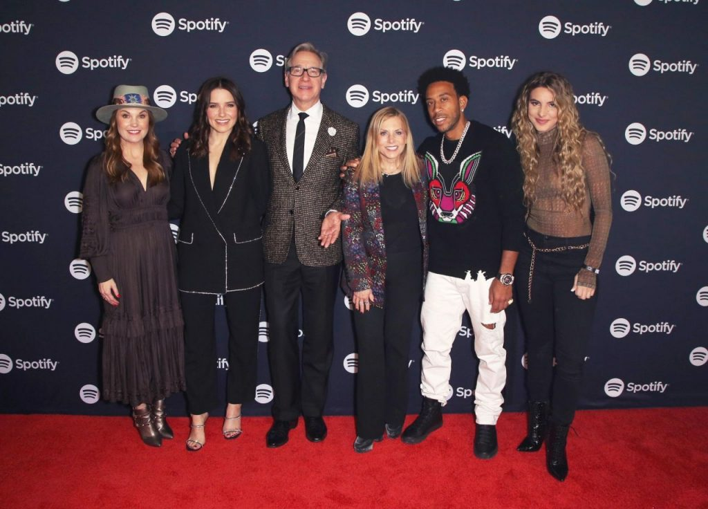 CES 2020 Spotify Supper Las Vegas: Sophia Bush (6 Photos)