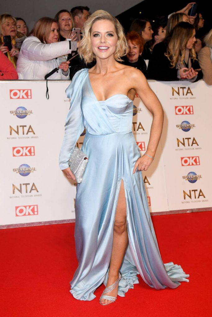 National Television Awards 2020 in London: Stephanie Waring (13 Photos)