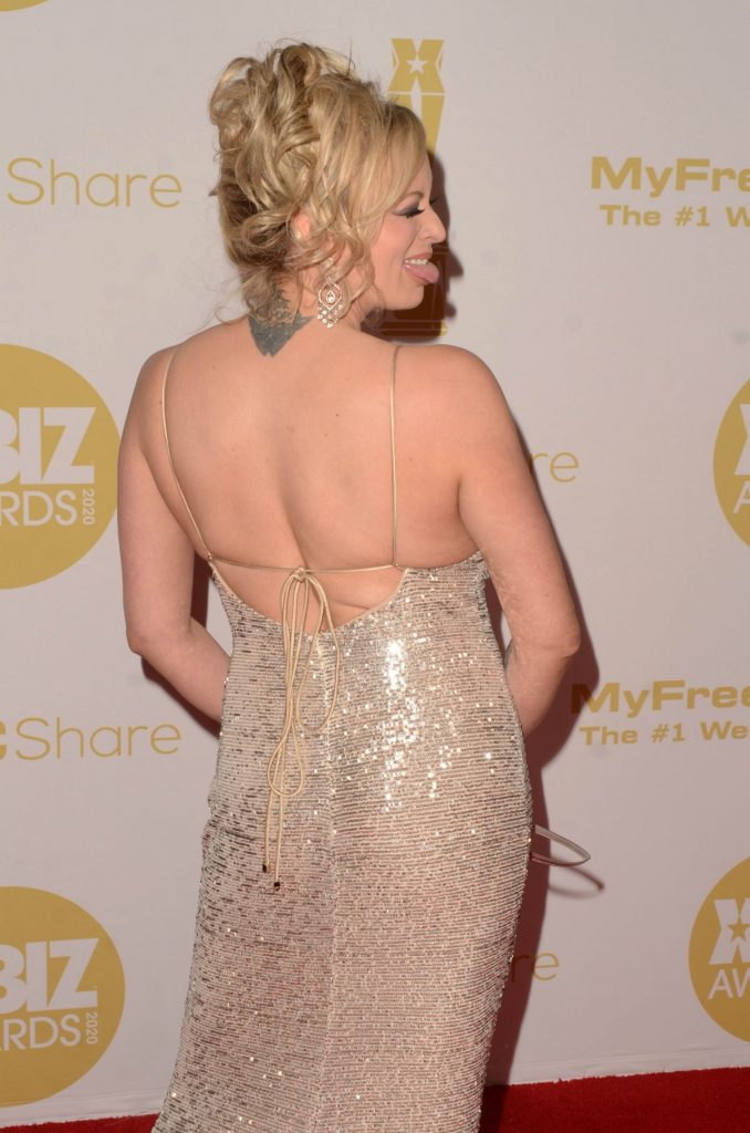 2020 XBIZ Awards: Stormy Daniels (7 Photos)