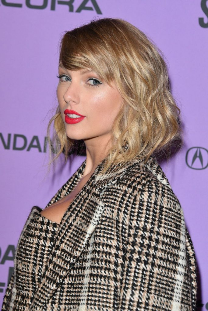 Taylor Swift – Miss Americana Premiere at Sundance Film Festival (16 Photos)