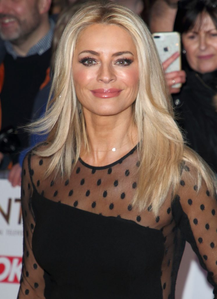 National Television Awards 2020 in London: Tess Daly (10 Photos)