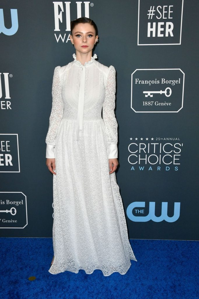 Critics' Choice Awards 2020: Thomasin McKenzie (12 Photos)