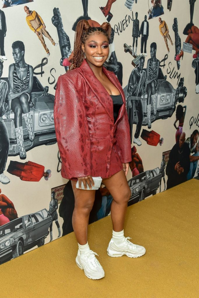 Tiana Major9 – Queen and Slim Premiere in London (8 Photos)