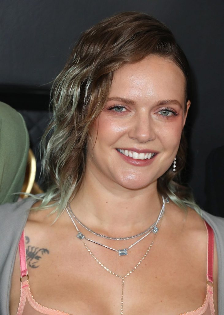 GRAMMY Awards 2020: Tove Lo (4 Photos)