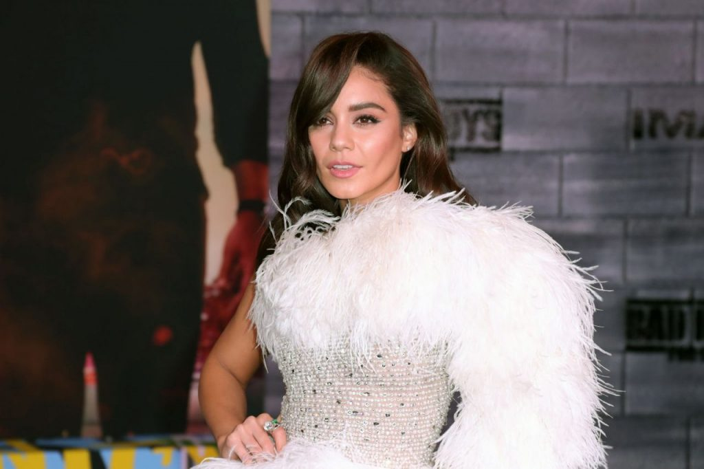 Vanessa Hudgens – Bad Boys For Life Premiere in Hollywood January 2020
