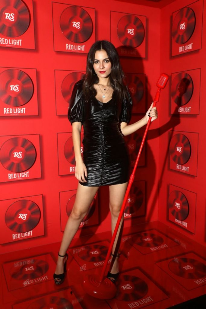 Victoria Justice – Red Light Management Grammy After Party 2020 (12 Photos)