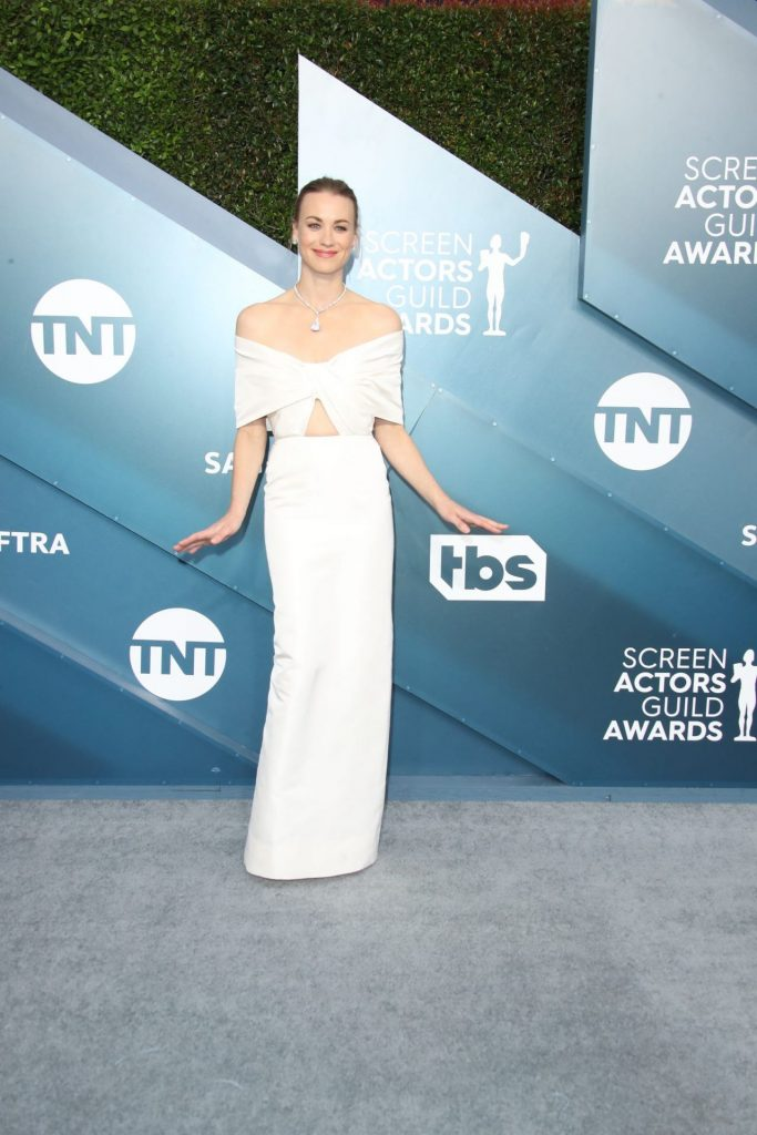 Screen Actors Guild Awards 2020: Yvonne Strahovski (7 Photos)