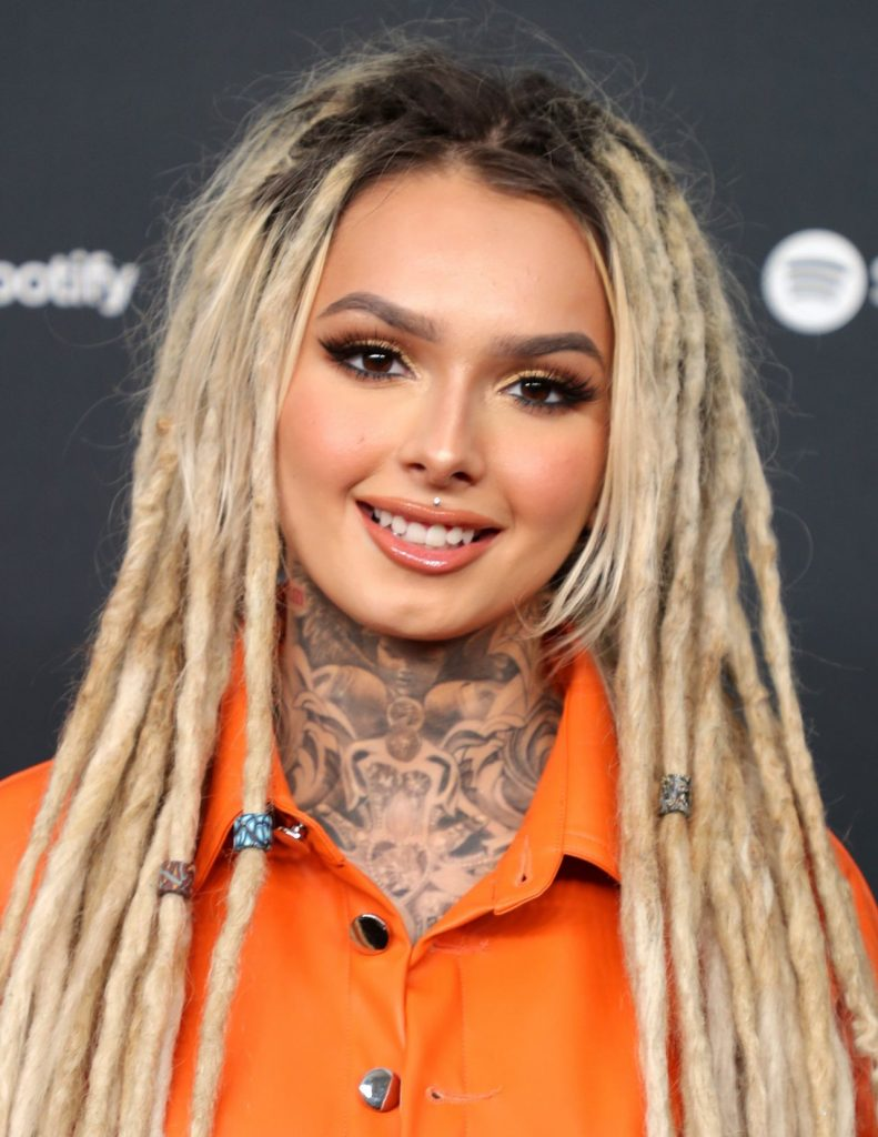 Spotify Best New Artist 2020 Party in LA: Zhavia Ward (6 Photos)