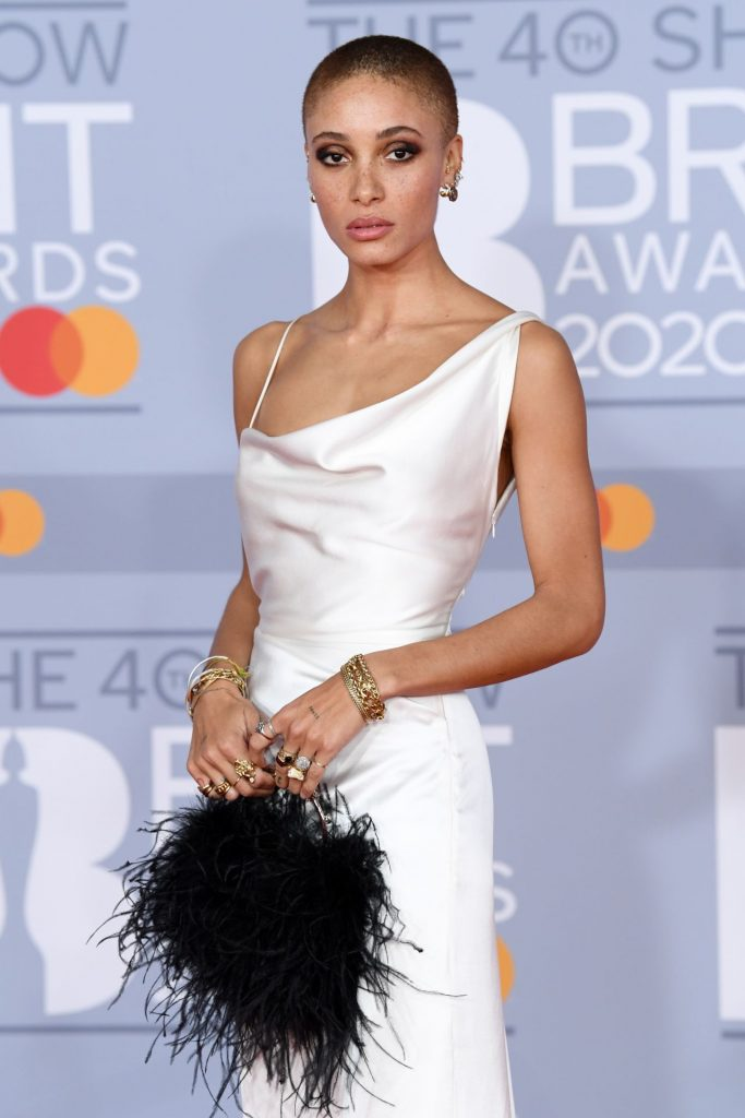 BRIT Awards 2020: Adwoa Aboah (10 Photos)