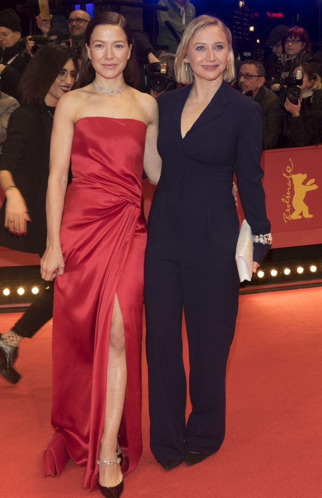 My Salinger Year Premiere at Berlinale 2020: Anna Maria Muehe (3 Photos)