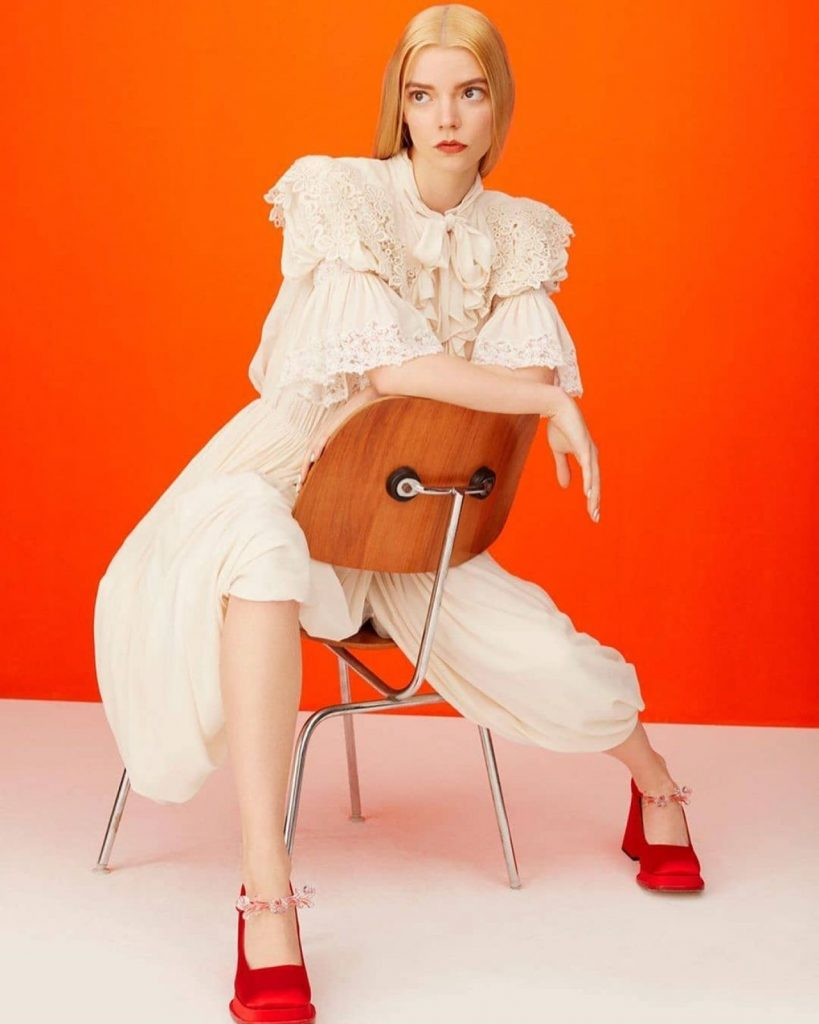 Anya Taylor-Joy – Wonderland Magazine March 2020 (10 Photos)