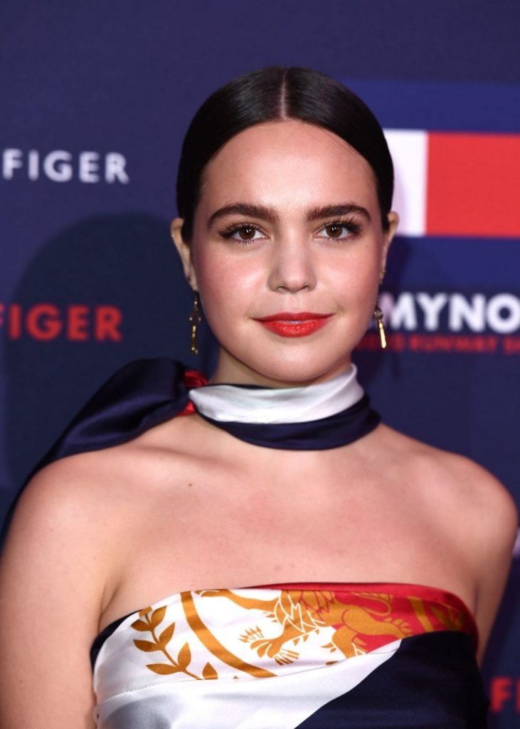 Bailee Madison – TommyNow Show at London Fashion Week 2020 (10 Photos)