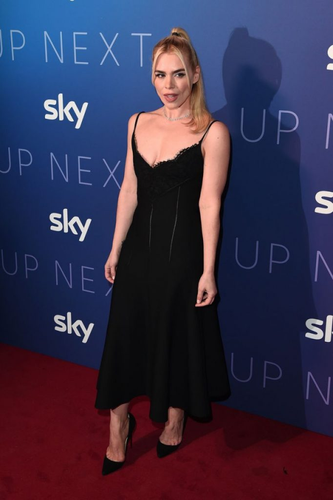 Sky Up Next 2020 in London: Billie Piper (4 Photos)