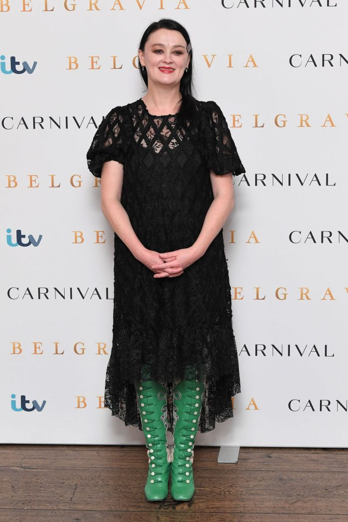 Belgravia TV Show Photocall in London: Bronagh Gallagher (4 Photos)
