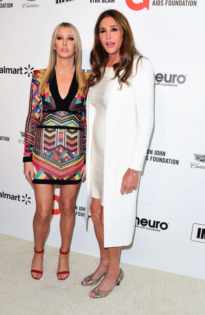 Elton John AIDS Foundation Oscar 2020 Viewing Party: Sophia Hutchins and Caitlyn Jenner (10 Photos)