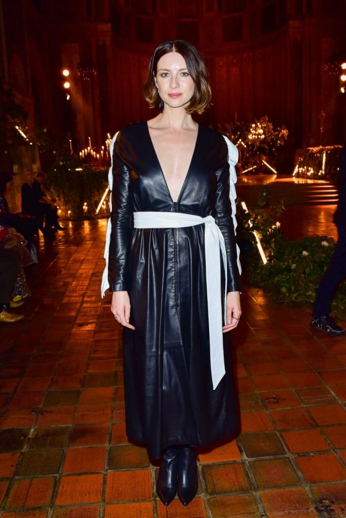 Rodarte Fashion Show in NYC 2020: Caitriona Balfe (9 Photos)