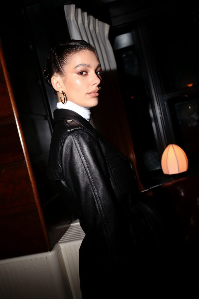 Camila Morrone – Coach Show Afterparty in New York 2020 (6 Photos)