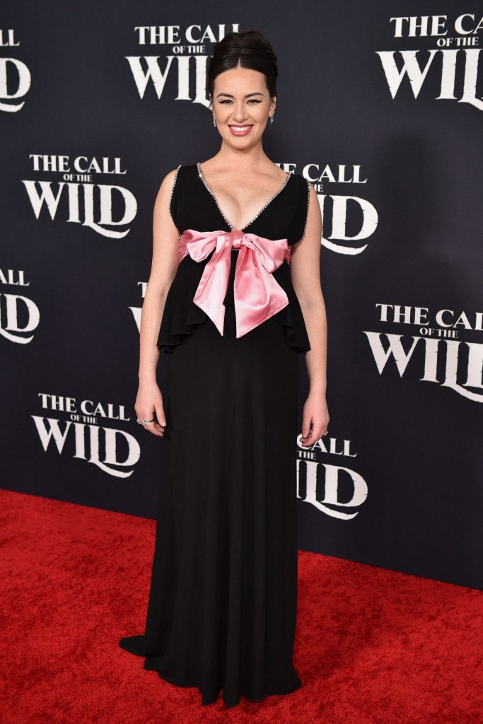 The Call Of The Wild Premiere in LA: Cara Gee (13 Photos)