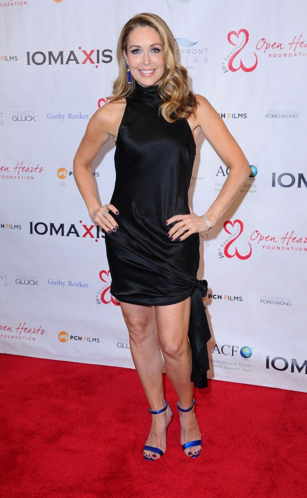 Open Hearts Foundation 10th Anniversary: Christi Paul (6 Photos)