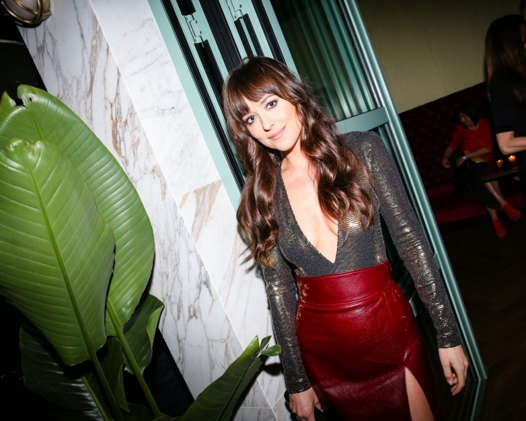 Dakota Johnson – Gucci Celebrates the Opening of Gucci Osteria da Massimo Bottura in Beverly Hills 2020